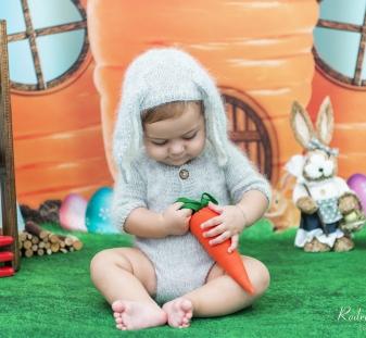Páscoa Enzo: 9 meses